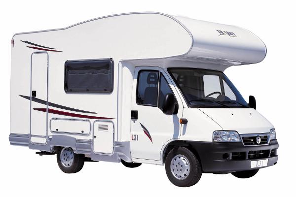 Camper-e-Wohnwagen